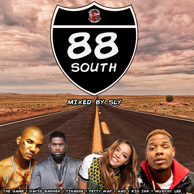 (88 South: Mixed By Sly) The Game, DJ Mix, Eminem, Migos
