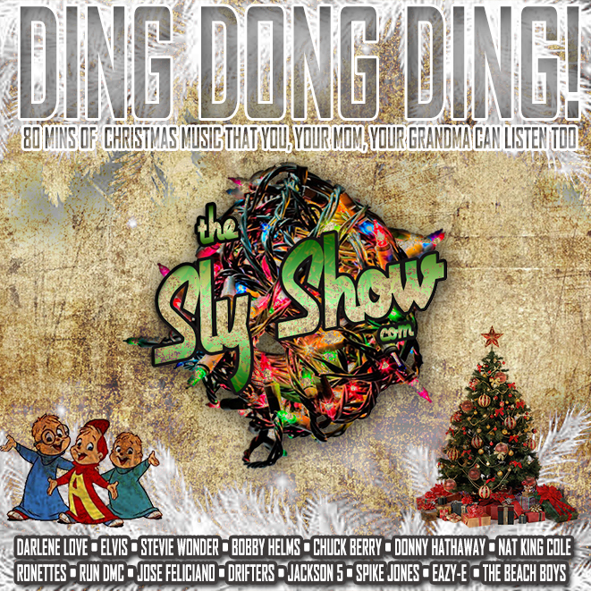 Ronettes Christmas.Ding Dong Ding Curated By Sly Christmas Jingles Old