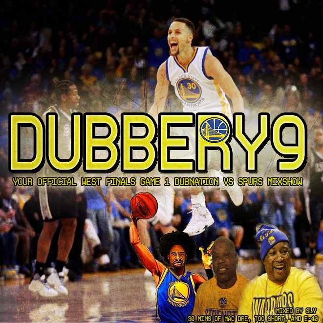 Dubbery 9 | Mixed By Sly, 30 mins of, Too Short, E-40, and Mac Dre