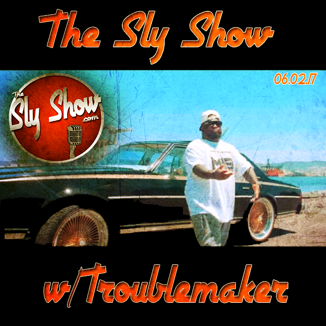 THE SLY SHOW W TROUBLEMAKER Sly Talks W Pittsburg Ca - Pittsburg ca car show