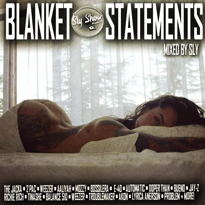 Blanket Statements: Mixed By Sly, Rap, Hip-Hop, The Jacka