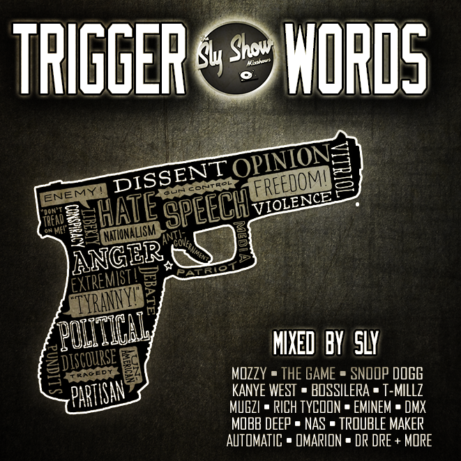 Trigger Words: Mixed By Sly, Rap/Hip-Hop, Mozzy, The Game, Snoop